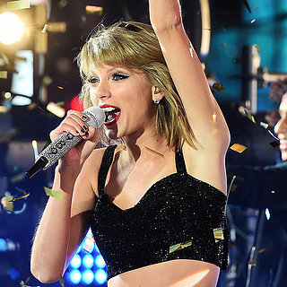 Taylor Swift feiert Silvester in New York