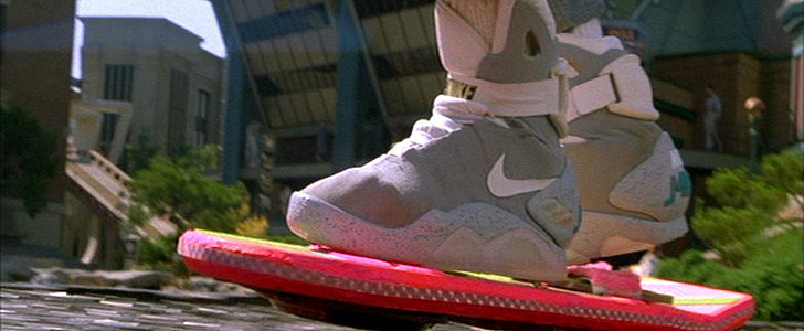 Here's How Back to the Future II Predicted What 2015 Would Look Like