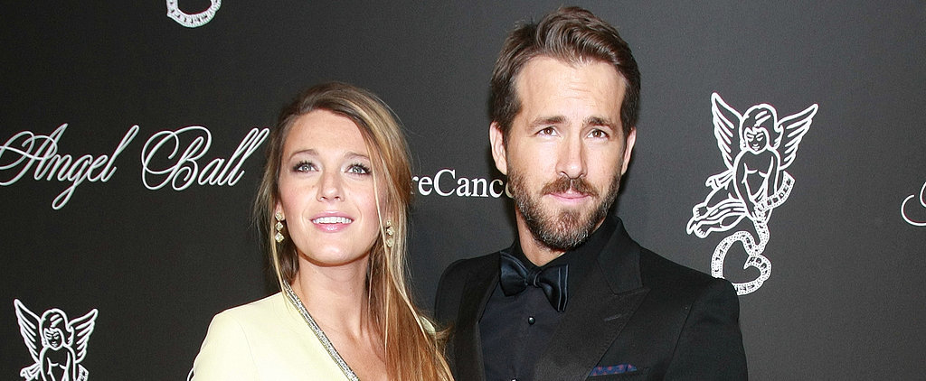 Blake Lively and Ryan Reynolds Welcome a Baby Girl!