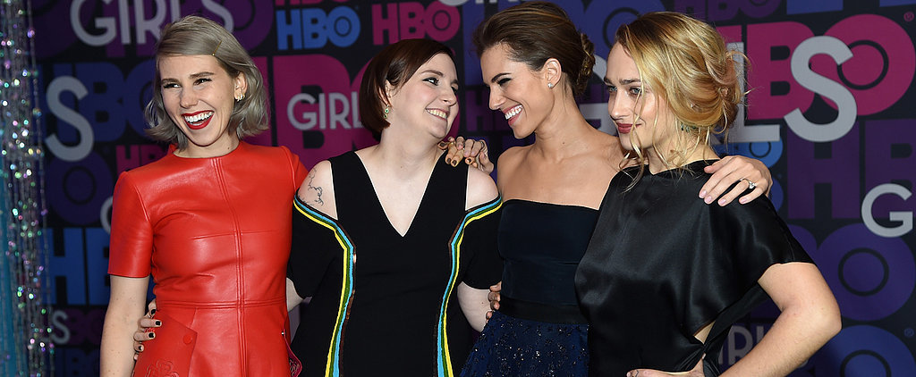The Cast of Girls Knows How to Throw a Very Glamorous Party