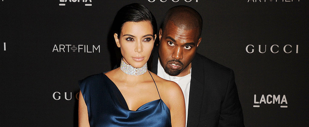 Kanye West Is Cleaning Out Kim Kardashian's Kloset