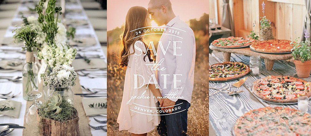 Top Wedding Trends to Watch Out For in 2015