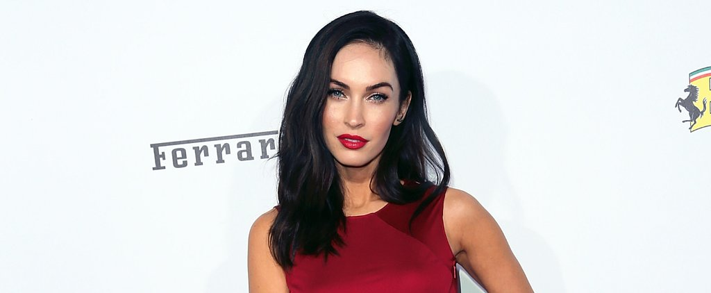 Megan Fox Shares a Precious Picture of Baby Bodhi