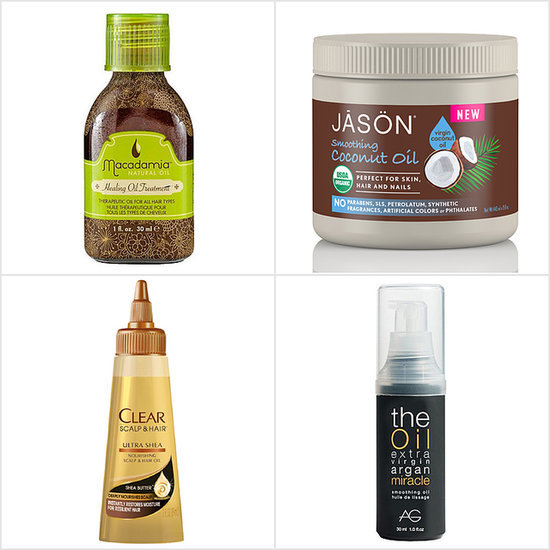 Nix Winter Frizz and Static With These Affordable Hair Oils