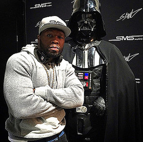 And, of Course, 50 Cent and Darth Vader