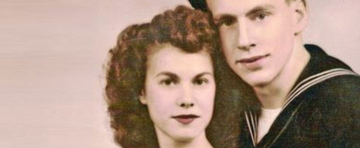 Elderly Couple Dies Just Hours Apart After 69 Years of Marriage
