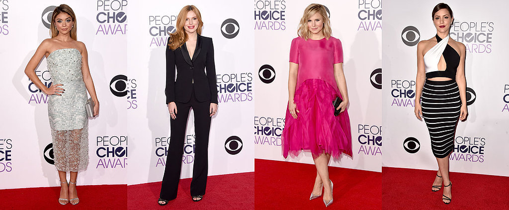 Feast Your Eyes on All the People's Choice Awards Glamour