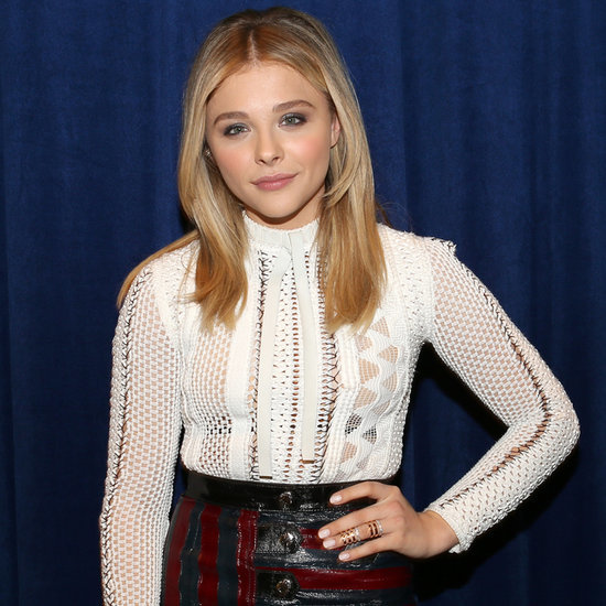 Chloe Moretz Acceptance Speech at the People's Choice Awards