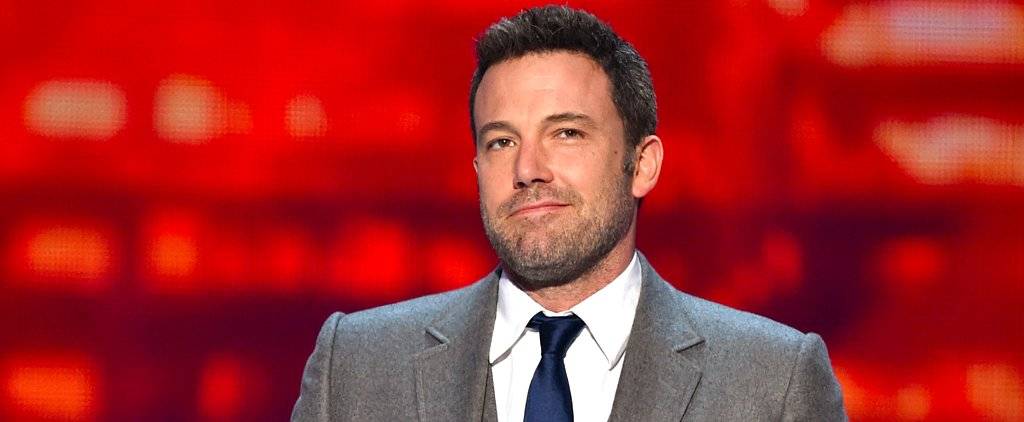 Ben Affleck Brings His Big Muscles and Even Bigger Heart to the PCAs Stage