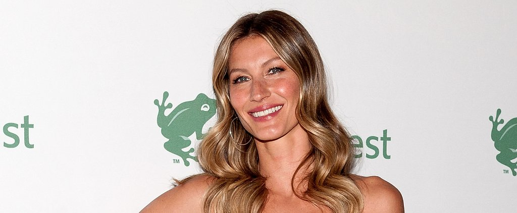 Gisele Bündchen's Makeup Artist Reveals the Acne Cure You Can Ingest