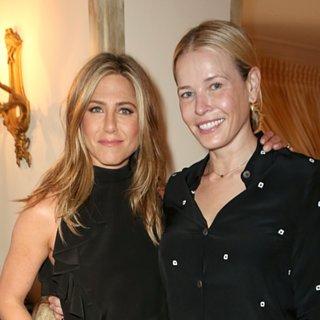 Jennifer Aniston feiert ihren Erfolg mit Freunden in LA