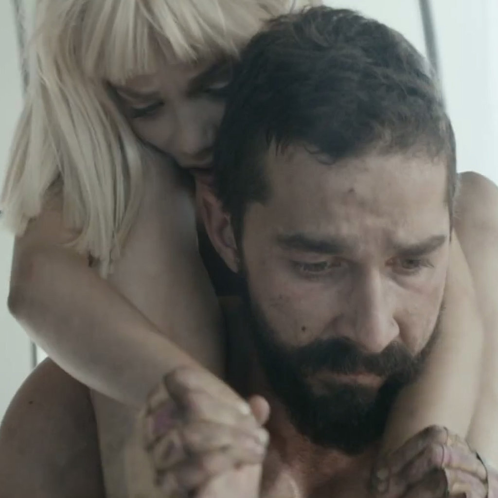 Sia Elastic Heart Music Video With Shia LaBeouf | POPSUGAR ...