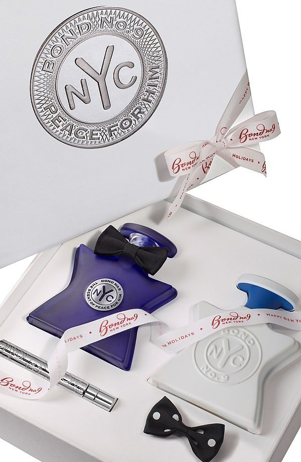 Bond No. 9 Scent of Peace Fragrance Set