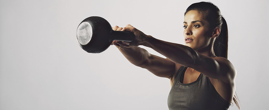 20-Minute Fat-Burning Kettlebell Workout