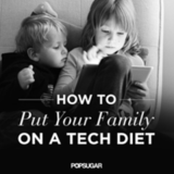 Put Your Family on a Tech Diet This Year
