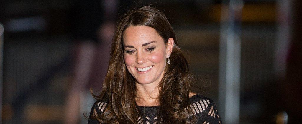 Kate Middleton Makes Woven Dresses Cool Again