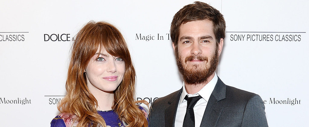 Here's What Happens When You Try to Snap Sneaky Photos of Emma Stone and Andrew Garfield