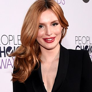 Bella Thorne Interview People's Choice Awards 2015
