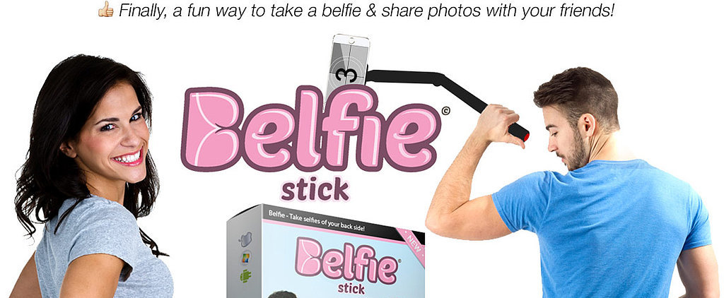 How Did It Get This Far? There's Now Such a Thing as a Belfie Stick