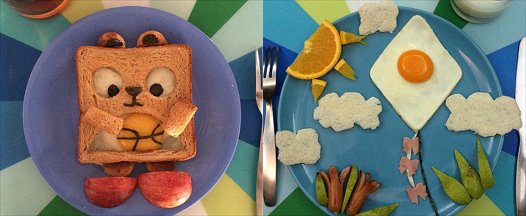 Serving Your Kids an Egg Breakfast Has Never Been So Fun