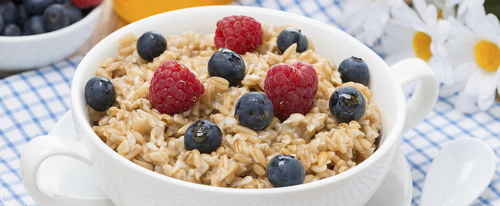 Hot Whole-Grain Breakfast Recipes