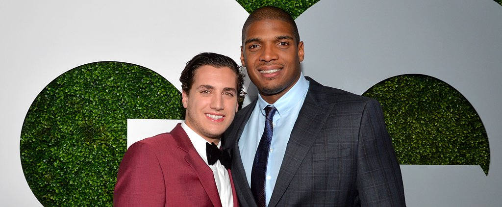 Michael Sam Is Reportedly Engaged to His Longtime Boyfriend