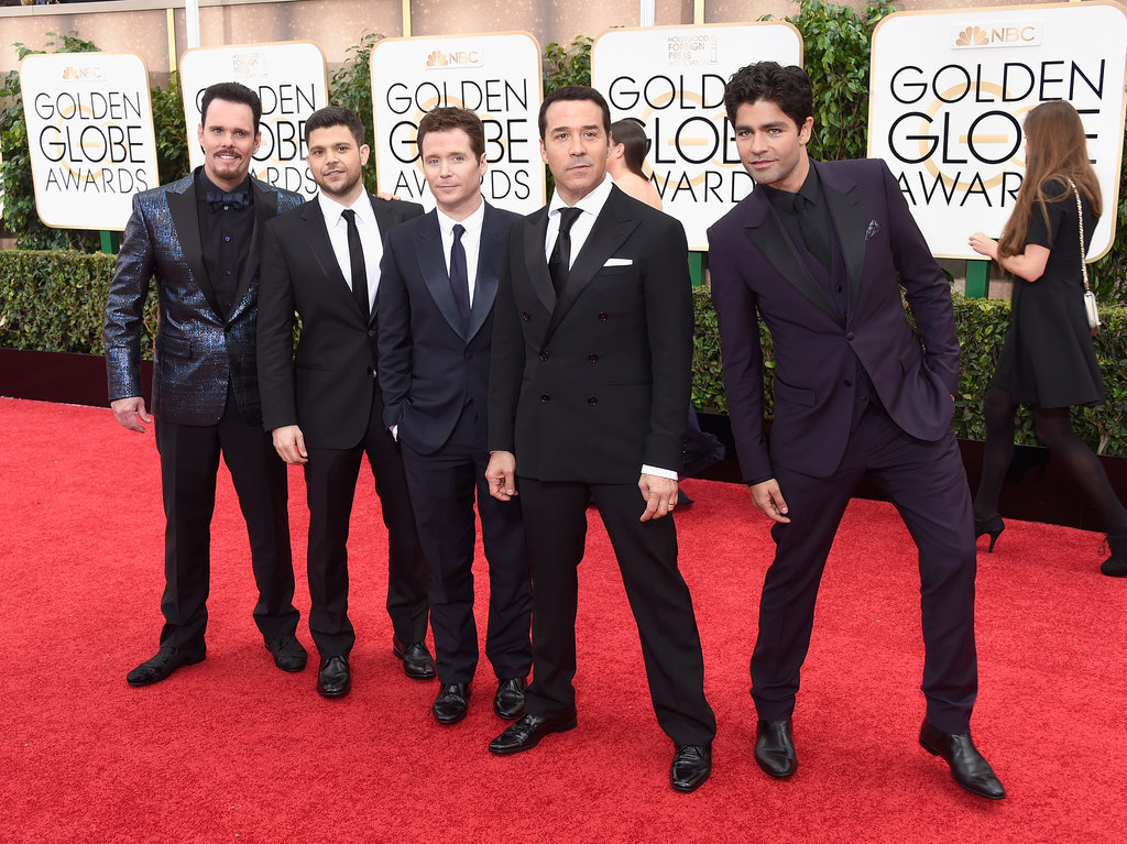 Kevin Dillon, Adrian Grenier, Kevin Connolly, Jeremy Piven, and Jerry Ferrara