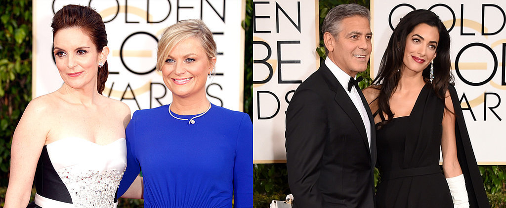 Tina Fey and Amy Poehler Just Called George Clooney a Trophy Husband