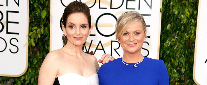 Is This Amy and Tina's Funniest Golden Globes Monologue of All Time?