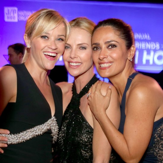 Golden Globes Party Beauty 2015