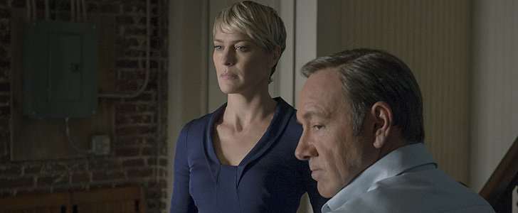 Things Get Sexy in the Latest House of Cards Trailer