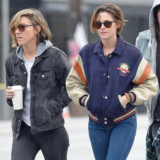 Kristen Stewart and Alicia Cargile With Friends | Pictures