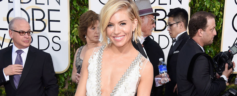 Poll: Who Took the Best Plunge at the Golden Globe Awards?