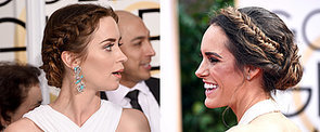 Plaits Easy: Perfect the Romantic Red Carpet Crown Braid