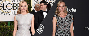 Poll: Do You Approve of Diane Kruger's Fun and Flirty Outfit Change?