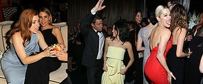 Turn Down For What? Stars Party Hard at The Weinstein Company's Golden Globes Bash
