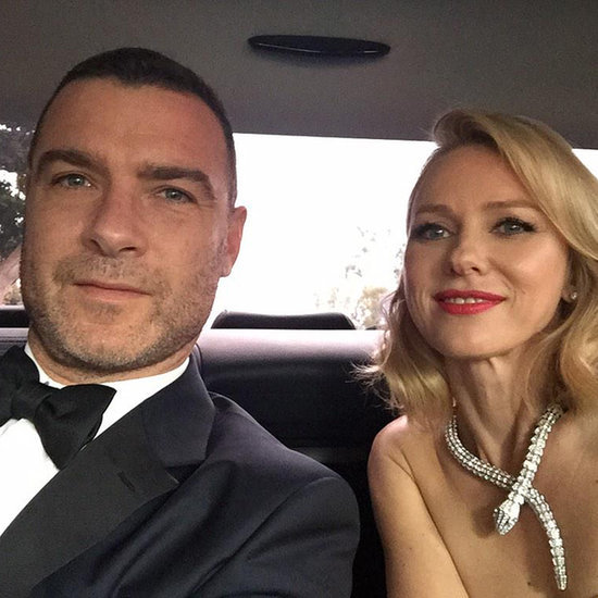 2015 Golden Globes Celebrity Instagram Pictures