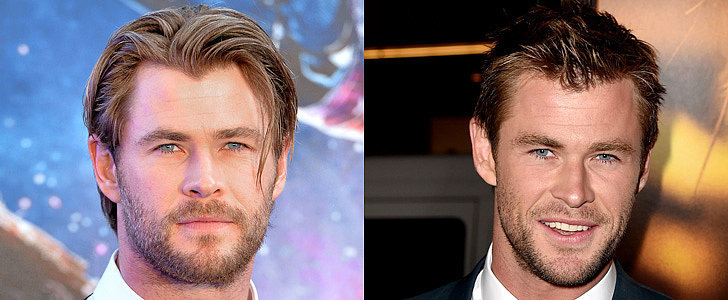 Why Chris Hemsworth Was Nervous About Cutting His Own Hair