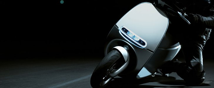 Find Out Why You Won't Be Able to Plug in This New Electric Scooter