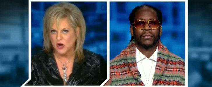 2Chainz Just Shut Down Nancy Grace in a Heated Marijuana Debate