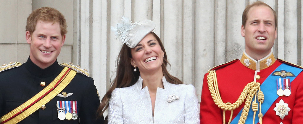 You Can Officially Follow Will, Kate, and Harry on Twitter!
