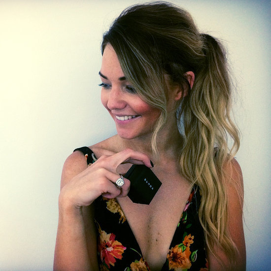 Sam Frost Plans to Sell Engagement Ring From The Bachelor