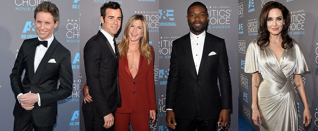 The Big Screen's Hottest Stars Are at the Critics' Choice Movie Awards!