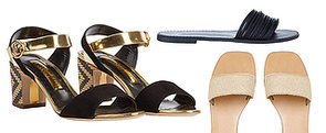 Happy Pay Day! Shop 42 Stylish Sandals to See Summer Out