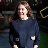 The Duchess of Cambridge is Showing Off Her Stylish Baby Bump —on Instagram!