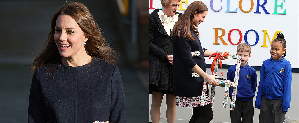 Princess Kate Is Positively Glowing as She Spends Time With Cute Kids
