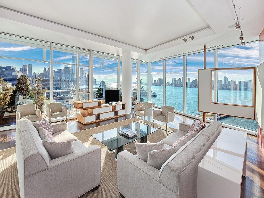 West village glass box condo for sale popsugar home for West village apartment for sale