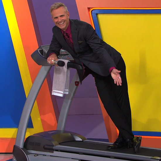 Price Is Right Announcer Falls During the Show | Video