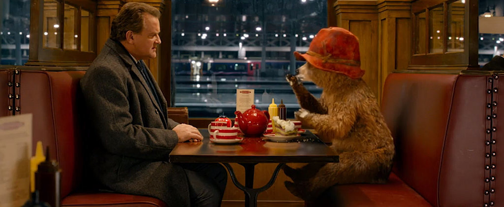 Hugh Bonneville's New Challenge? Bringing a Bear Into the Family