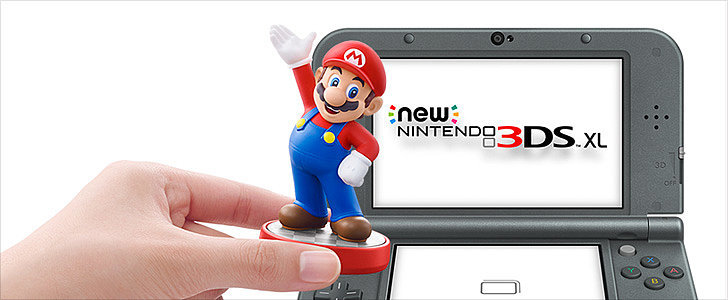 Nintendo Reveals a New, Lightweight 3DS